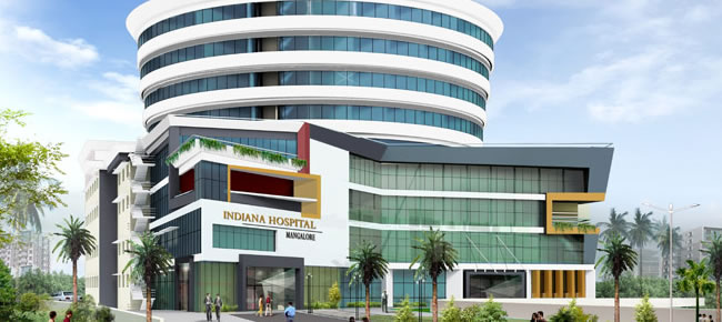 Indiana heart hospital mangalore total interior for Between spaces architecture bangalore